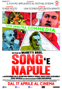 Cinema Italiano: Song'e Napule