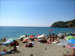 The Italian Seaside