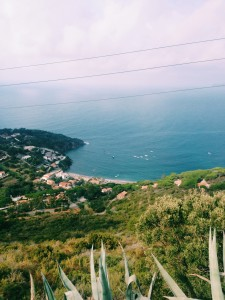 Running in Elba