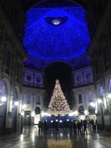 Christmas in Milan 2015