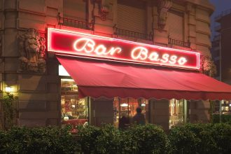 Bar Basso - best cocktail bar in Milan