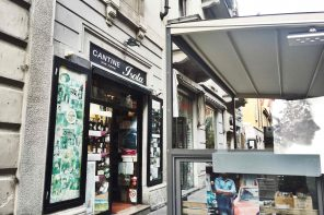 Cantine Isola Chinatown Milan best wine bars