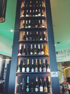 Italy Loves Food Taste of East Lombardy Bergamo Airport Franciacorta Wall