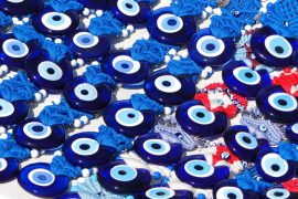 Evil Eye Bracelet trinkets for sale