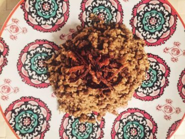 Majadra recipe rice and lentils