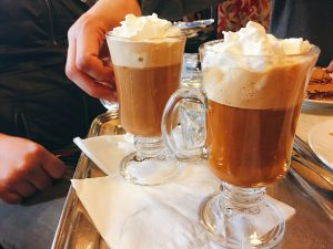 Food Tours Vienna Cafe Sperl coffee drinks