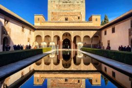 Alhambra tour Musement