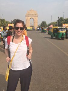 A Day in Delhi India Gate