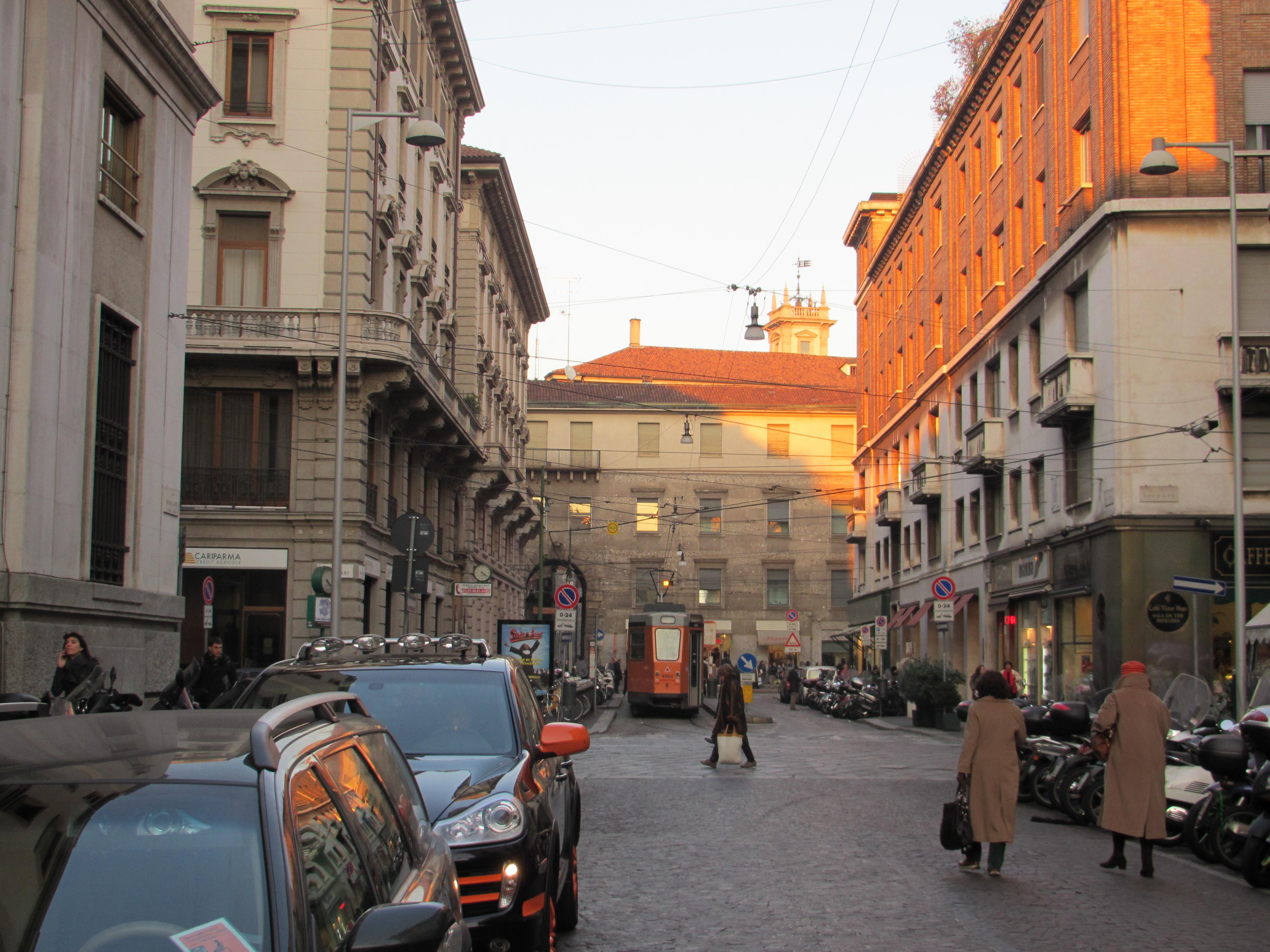 Via Cesare Cantu