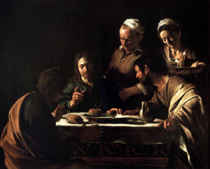 Things to do in Milan Caravaggio Painting Supper at Emmaus