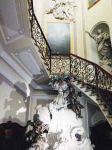 Museo Poldi Pezzoli House Museum Milan stairs