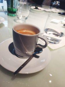 Atelier Nespresso Milan Grand Cru coffee tasting