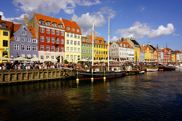 Best restaurants in Copenhagen