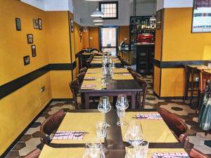 Trippa restaurant Milan