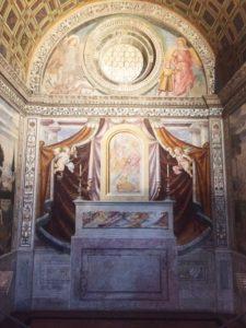 San Maurizio al Monastero Maggiore Milan chapel