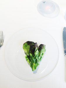 Osteria Francescana Caesar Salad in Emilia