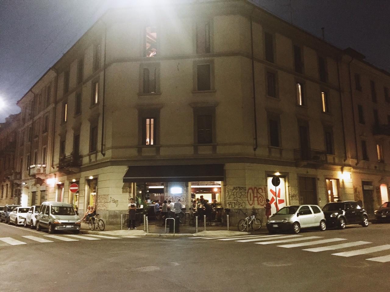 Anche restaurant Milan Isola