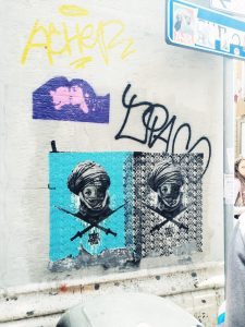 Street art Milano walking tour
