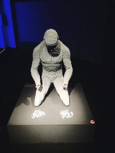 Nathan Sawaya The Art of the Brick Milano Fabbrica del Vapore4