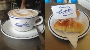 Best breakfast places in Milan Pasticceria Cucchi