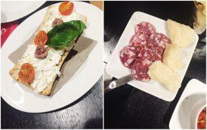 Babitonga Cafè Milano Fondazione Feltrinelli Aperitivo food