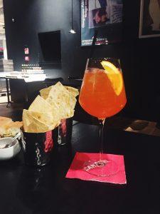 The Tokyo Spritz cocktail