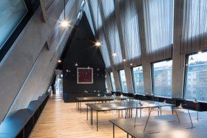 Babitonga Cafè Milano Fondazione Feltrinelli Reading Room