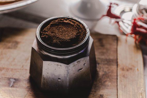 My morning coffee ritual routine change
