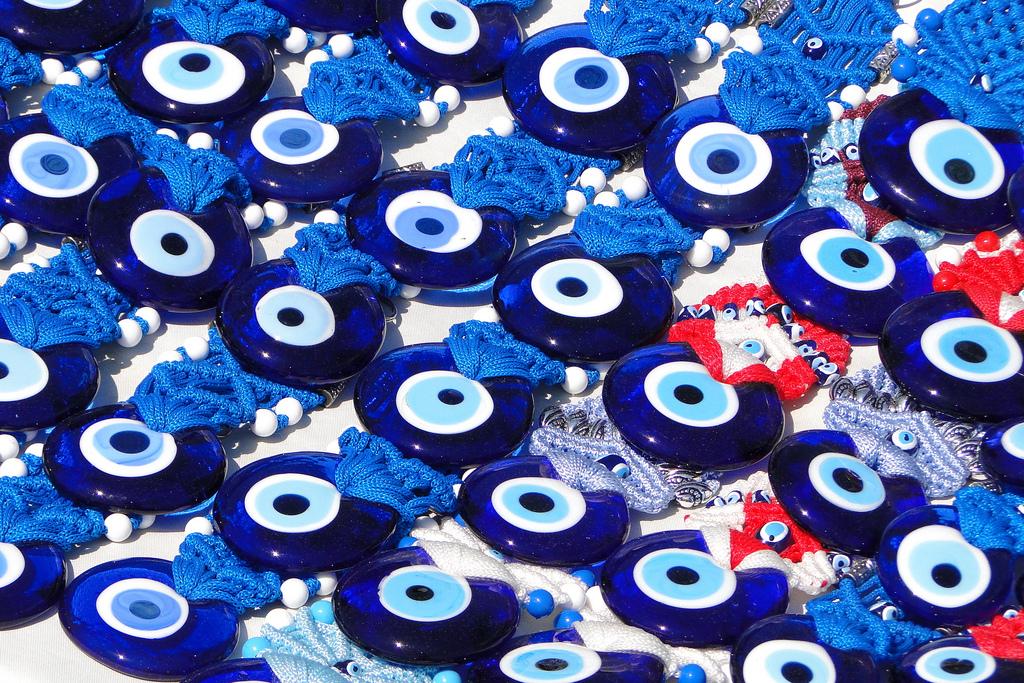Evil Eye Bracelet trinkets for sale