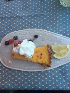 Weekend in Monterosso Cinque Terre Lemon cake La Cantina di Miky