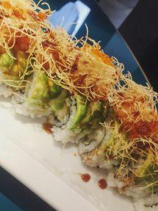 Nishiki Sushi Restaurant Milan Ale Roll