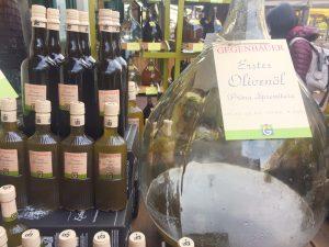 Food Tours Vienna vinegar Naschmarkt
