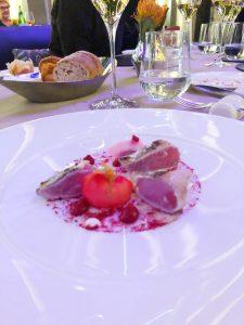 Cena a 6 Mani Terrazza Gallia Palmita