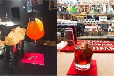 Let's Twist at Babitonga Cafe in Milan