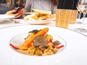 Giacomo restaurant tagliatelle