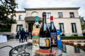 Inseguendo Donnafugata exhibit at Villa Necchi Campiglio