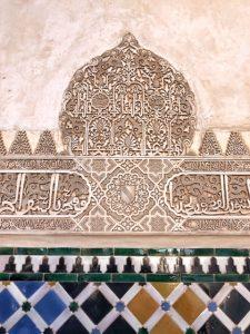 Alhambra tour Musement detail