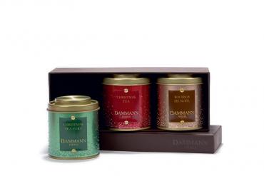 Dammann Frères Christmas teas